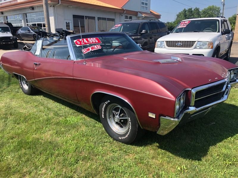BUICK GS400 1969 price $24,995