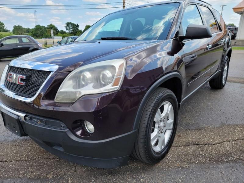 GMC ACADIA 2009 price $6,999