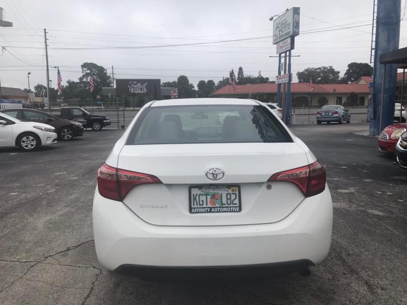Toyota Corolla 2017 price $10,995