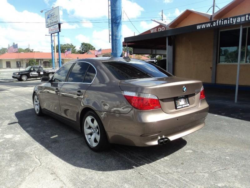 BMW 5-Series 2007 price $2,995