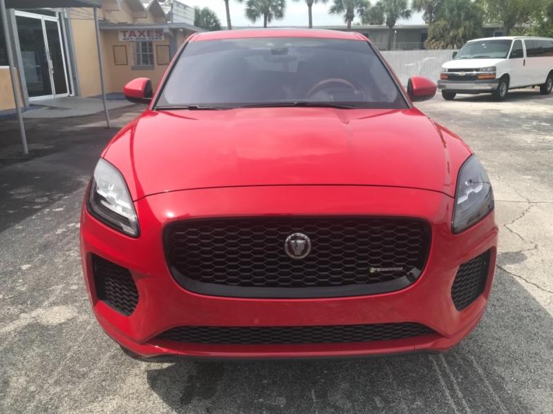 Jaguar E-PACE 2018 price $44,995