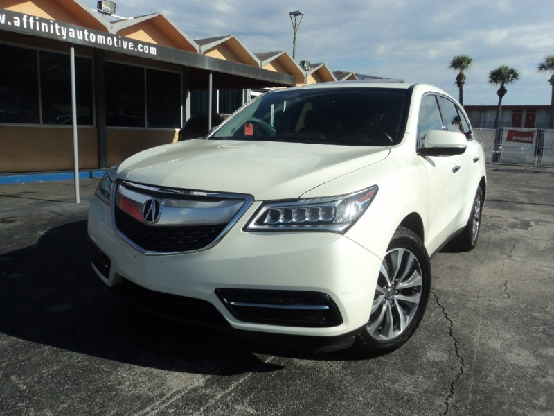 Acura MDX 2016 price Call for Price