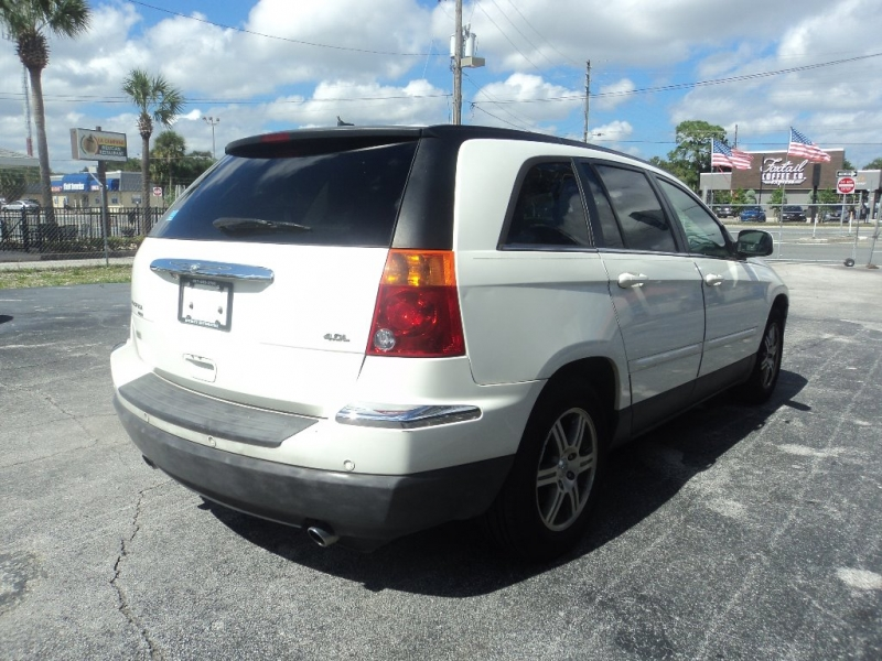 Chrysler Pacifica 2007 price $1,800