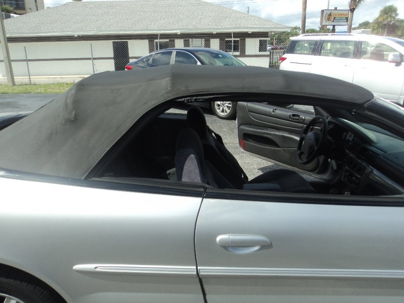Chrysler Sebring 2004 price $2,500