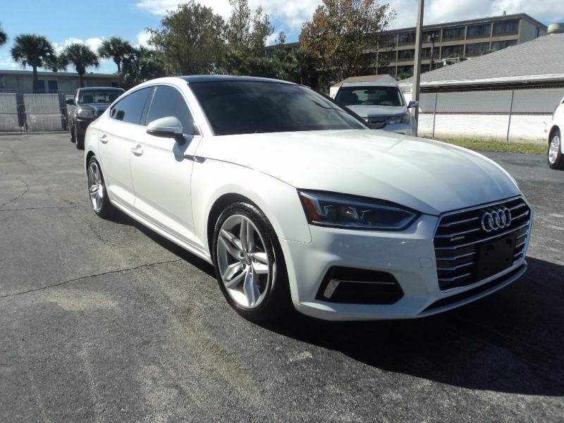 Audi A5 Sportback 2019 price $35,995