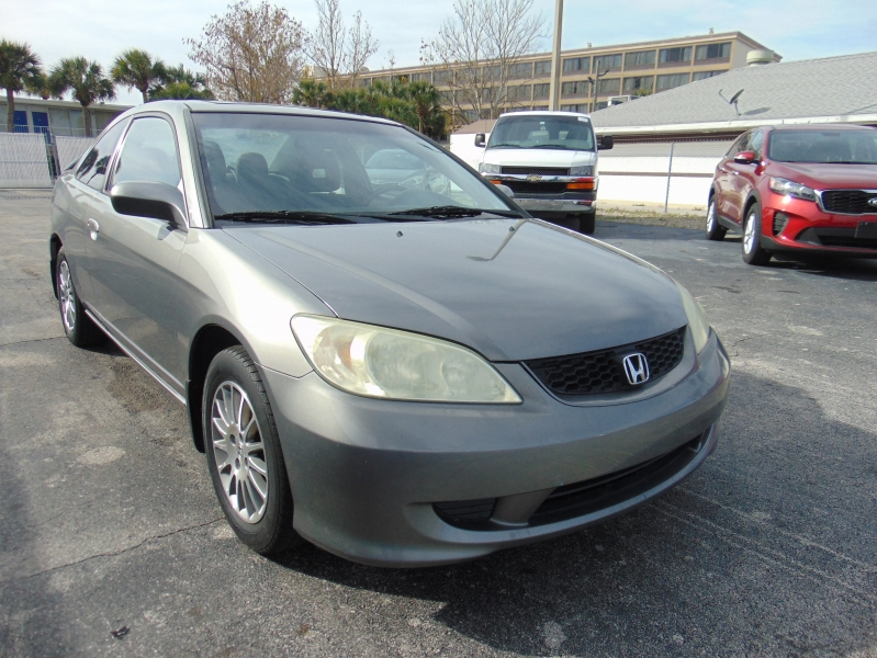 Honda Civic Cpe 2005 price $3,000