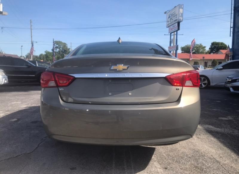 Chevrolet Impala 2018 price $10,995