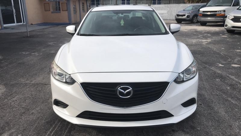 Mazda Mazda6 2017 price $12,995