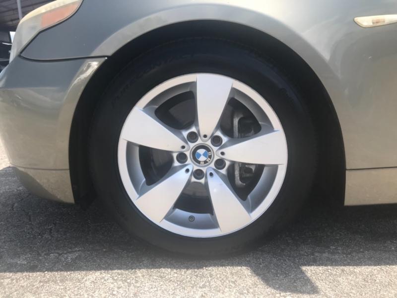 BMW 5-Series 2007 price $4,000