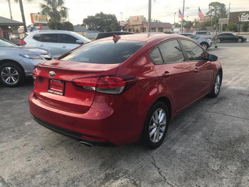 Kia Forte 2017 price $11,995