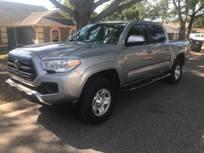 Toyota Tacoma 2WD 2019 price $31,500