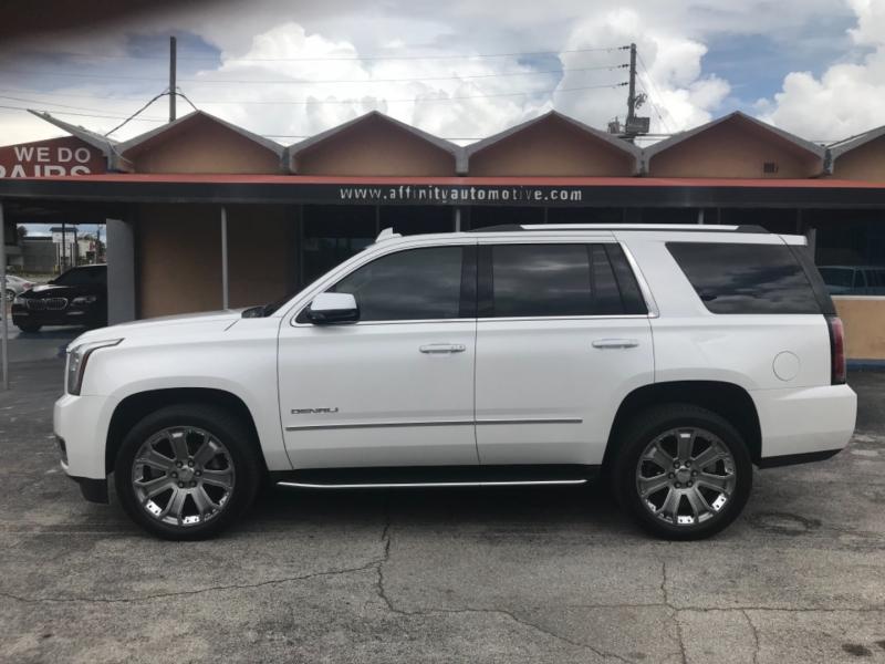 GMC Yukon 2019 price $65,000
