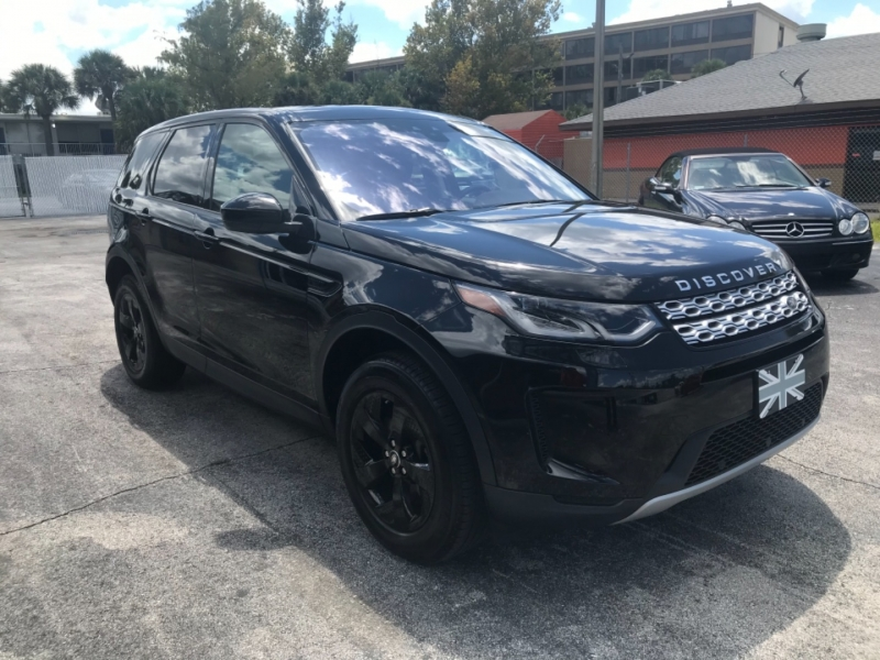 Land Rover Discovery Sport 2020 price $45,500
