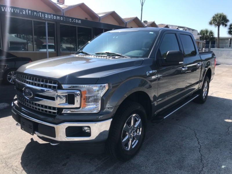 Ford F-150 2018 price $34,500