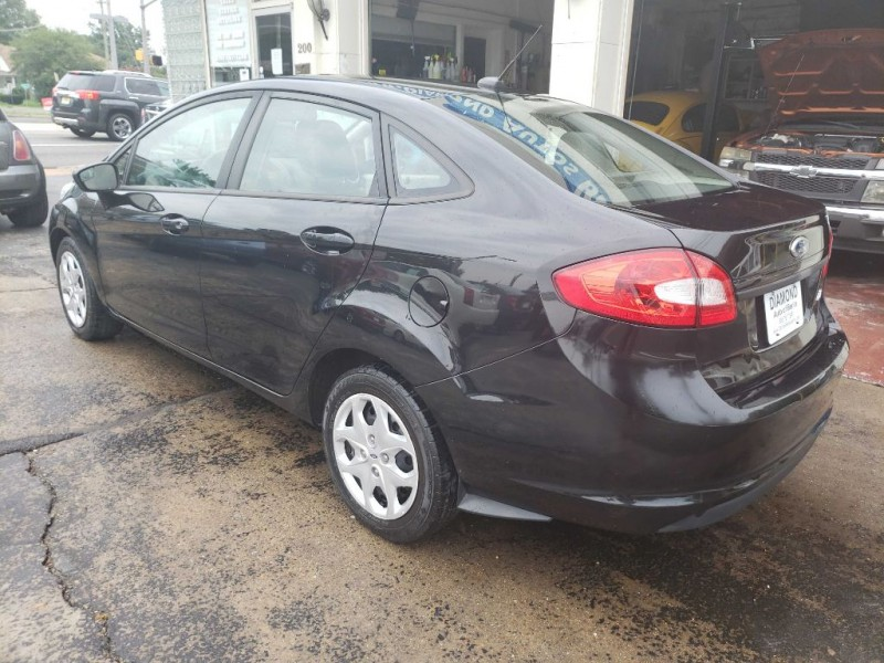 FORD FIESTA 2012 price $4,500