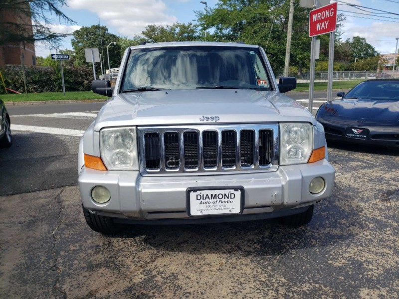 JEEP COMMANDER 2006 price $4,500