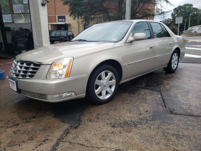 CADILLAC DTS 2007 price $4,500