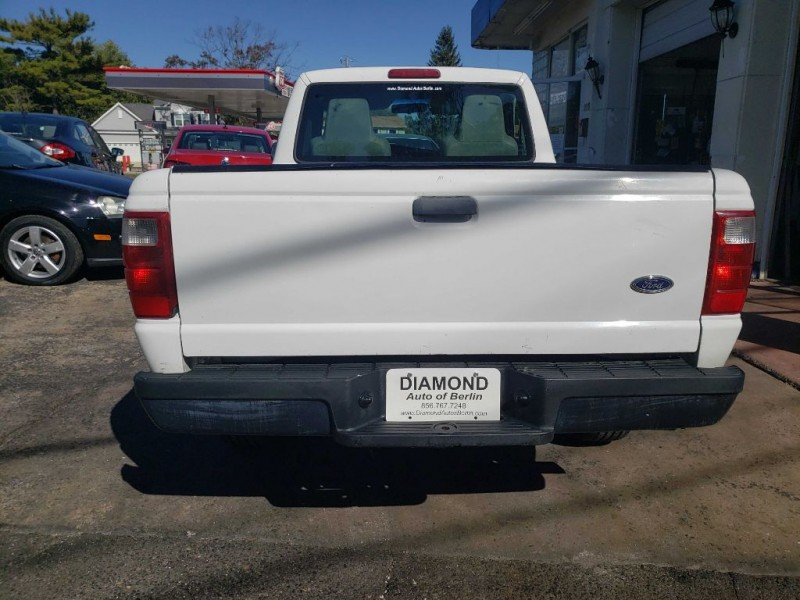 FORD RANGER 2004 price $4,500