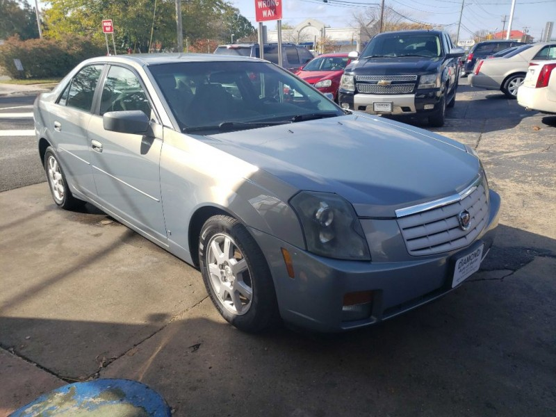 CADILLAC CTS 2007 price $4,700
