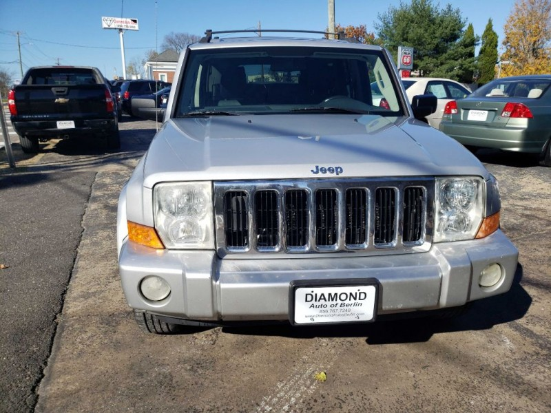 Jeep COMMANDER 2008 price 4500