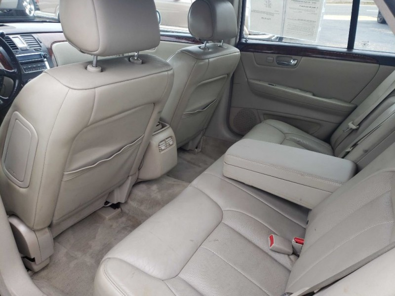 CADILLAC DTS 2007 price $4,500