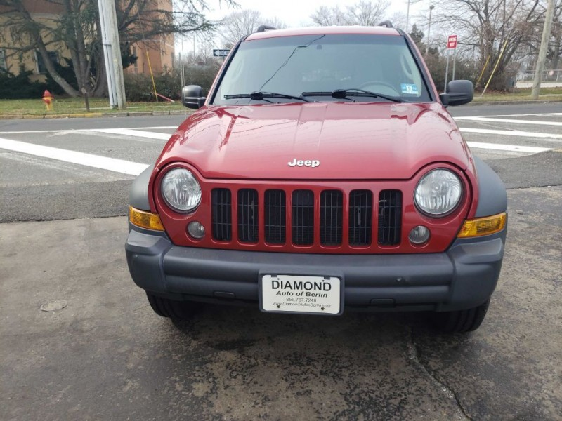 Jeep LIBERTY 2007 price 3950
