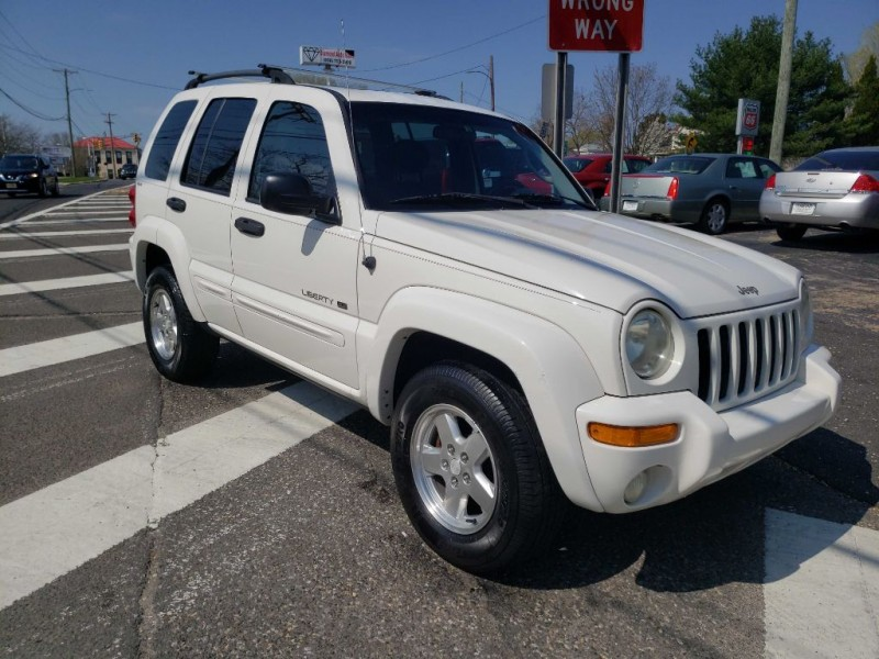 JEEP LIBERTY 2002 price $4,250