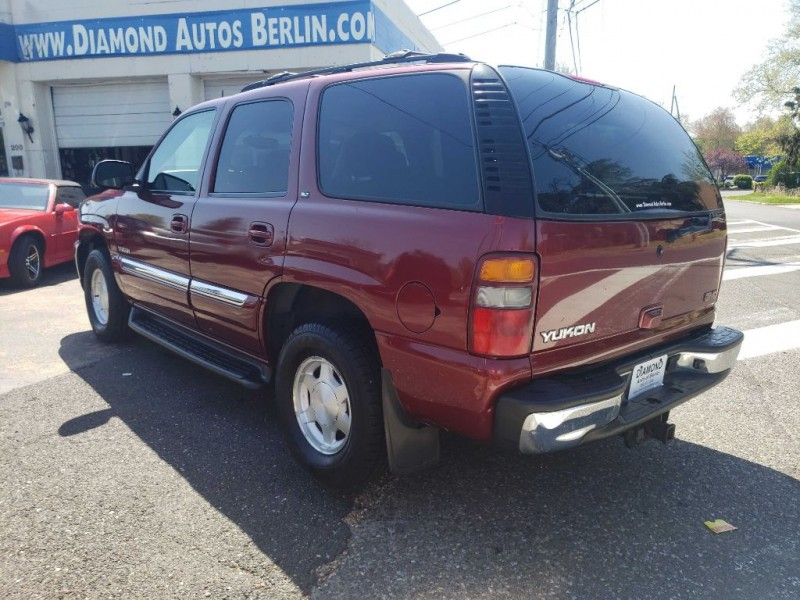 GMC YUKON 2003 price $4,500
