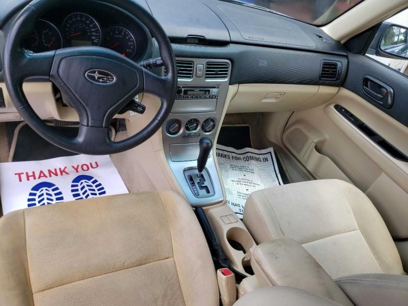 SUBARU FORESTER 2007 price $4,500