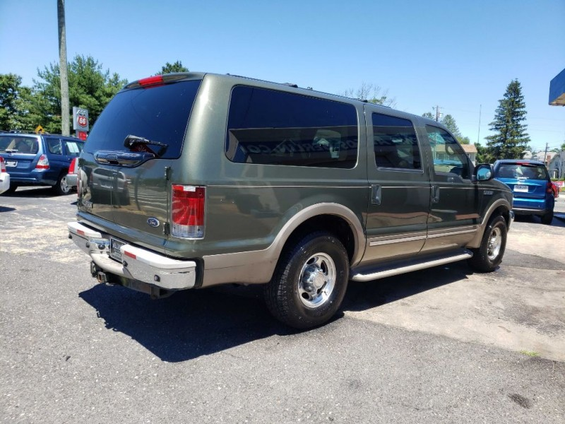 FORD EXCURSION 2002 price $6,900