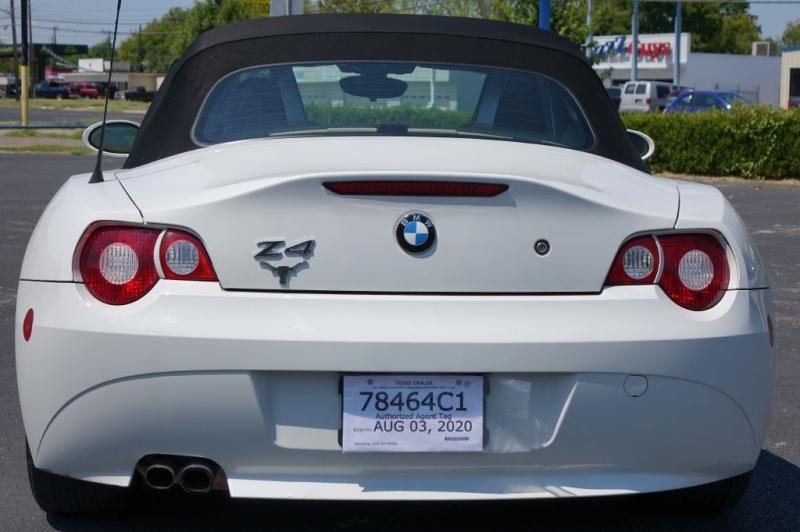 BMW Z4 2005 price $7,450