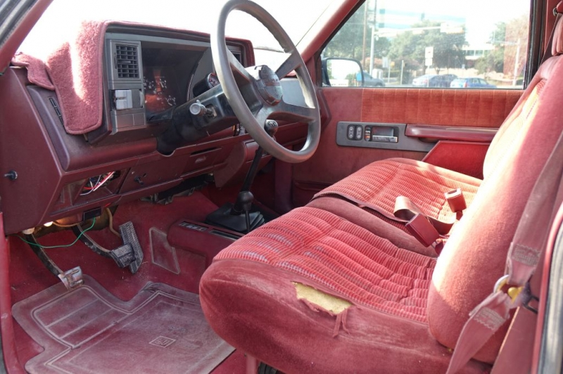CHEVROLET GMT-400 1992 price $3,995
