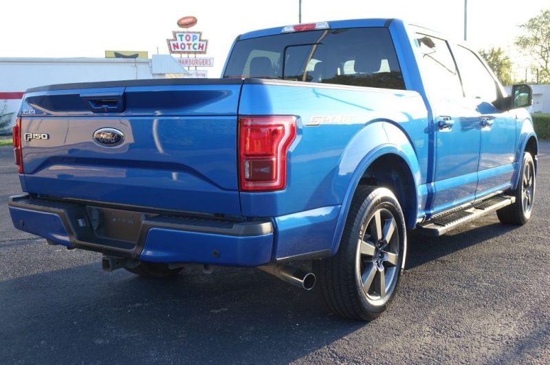 FORD F150 2016 price $30,995