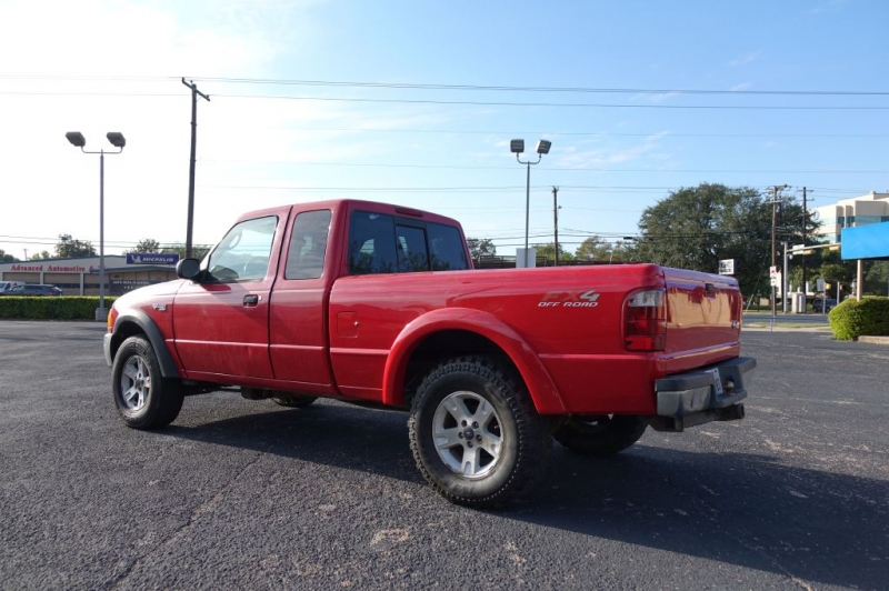 FORD RANGER 2004 price $5,500
