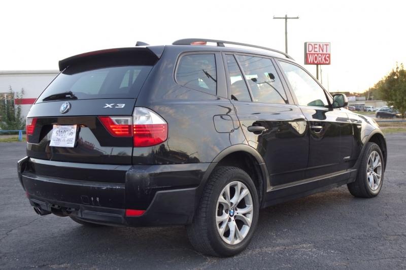 BMW X3 2009 price $9,450