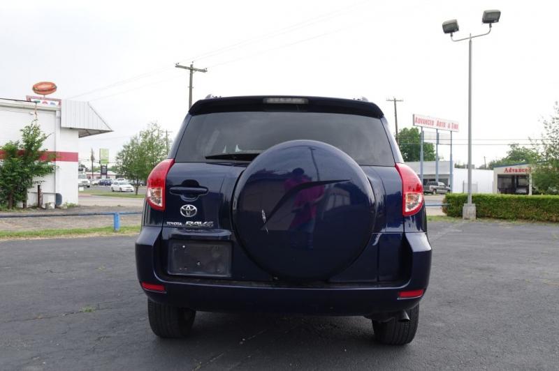 TOYOTA RAV4 2007 price $11,995