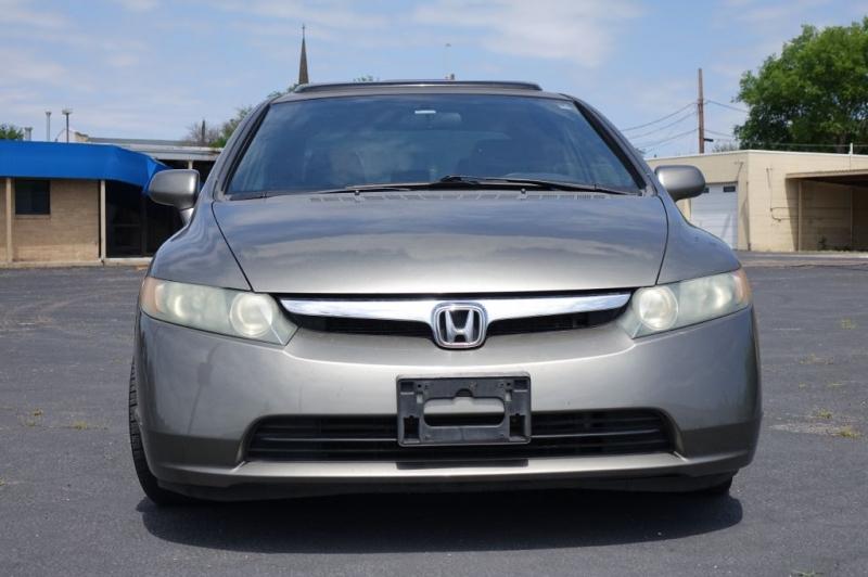 HONDA CIVIC 2008 price $8,995