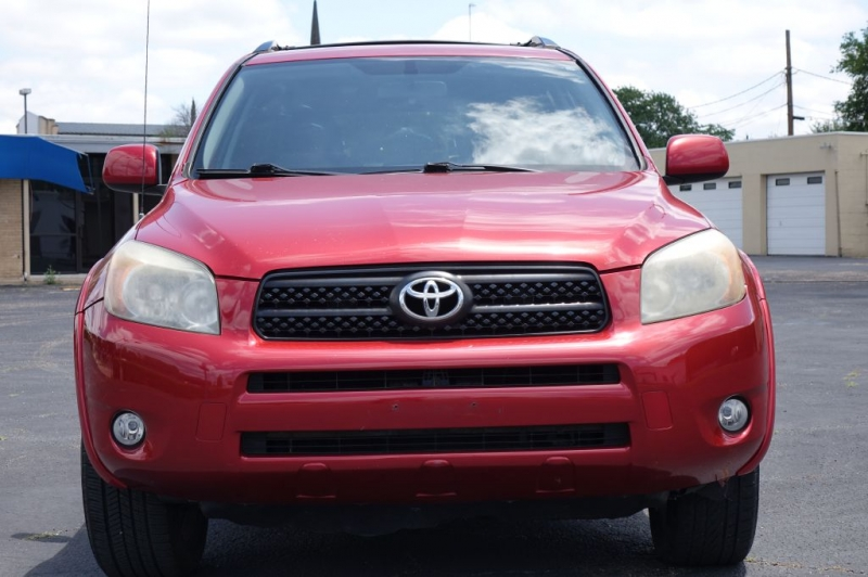 TOYOTA RAV4 2008 price $9,995