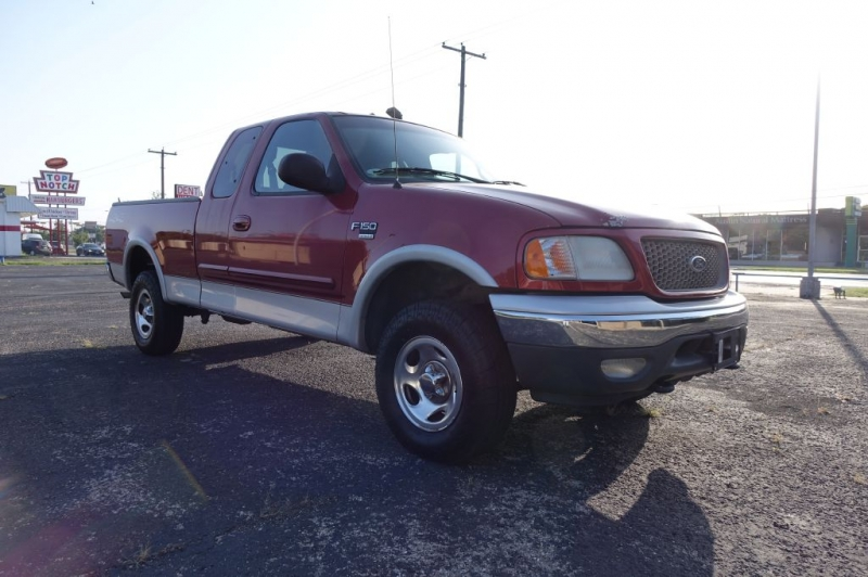 FORD F150 2000 price $7,450