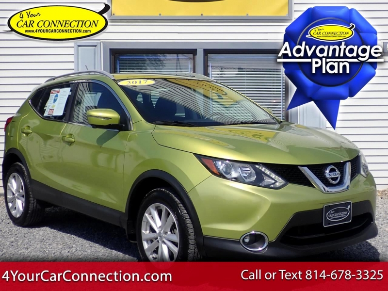 2017 nissan rogue sport sv awd cars - cranberry, pa at geebo