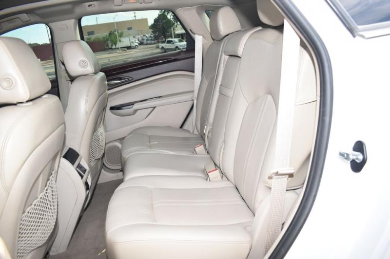 Cadillac SRX 2013 price $11,950
