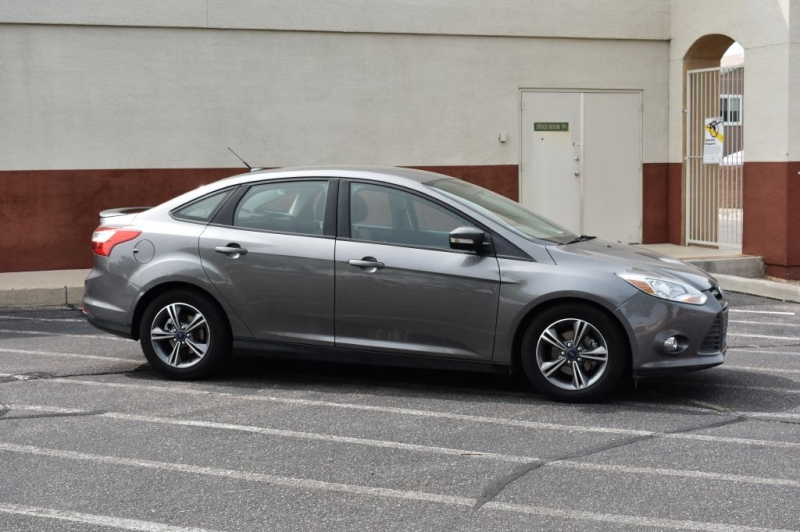 Ford FOCUS 2014 price $9,950
