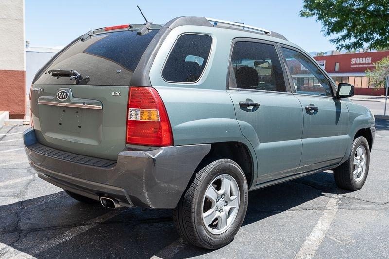 KIA SPORTAGE 2007 price $5,950