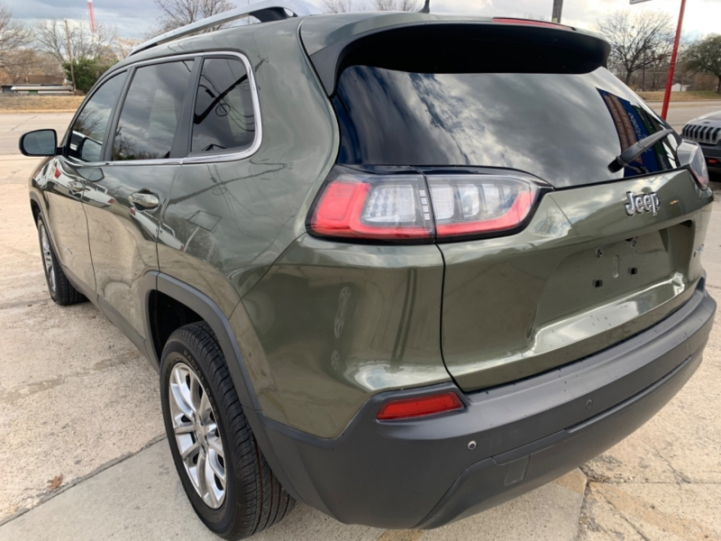 Jeep Cherokee 2019 price Call for price