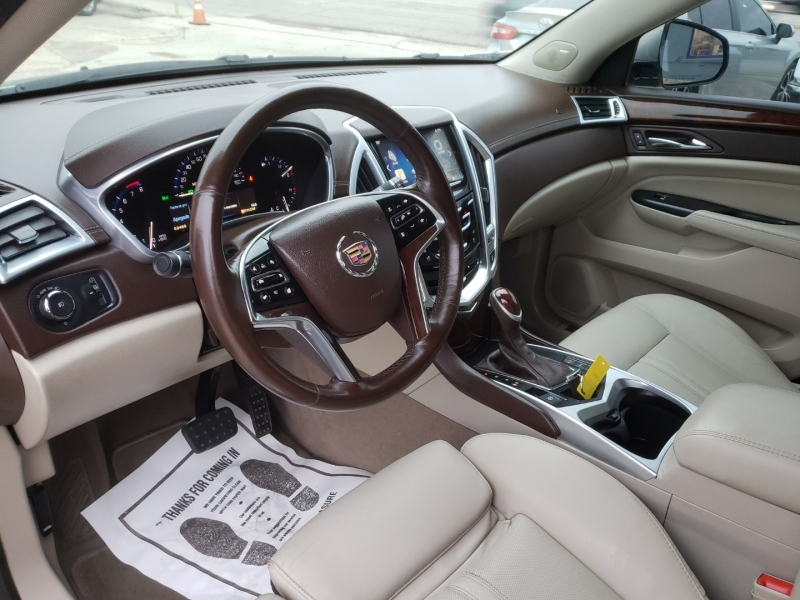 Cadillac SRX 2014 price Call for price