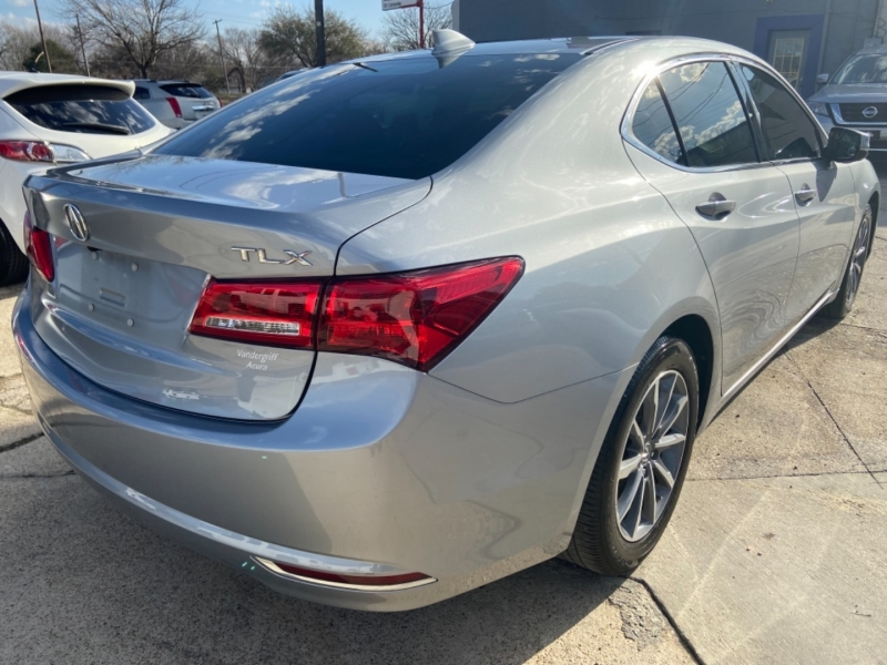 Acura TLX 2018 price Call for price