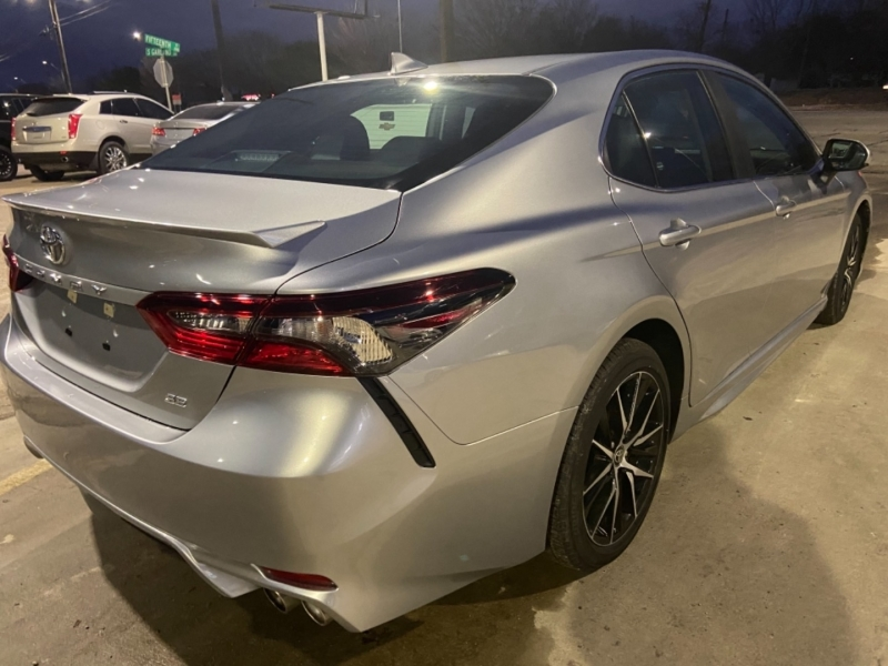 Toyota Camry 2021 price Call for price