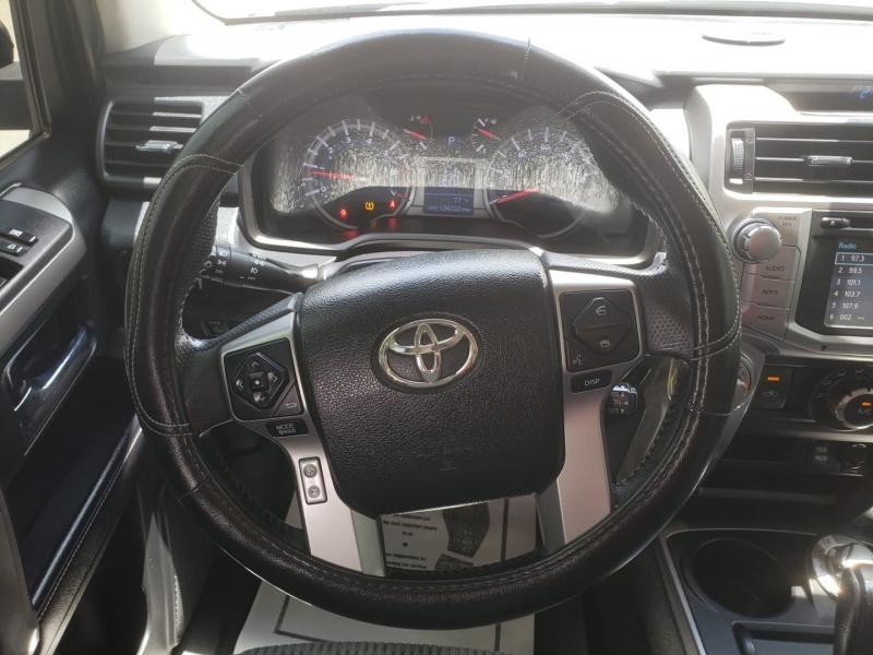 Toyota 4Runner 2016 price Call for price