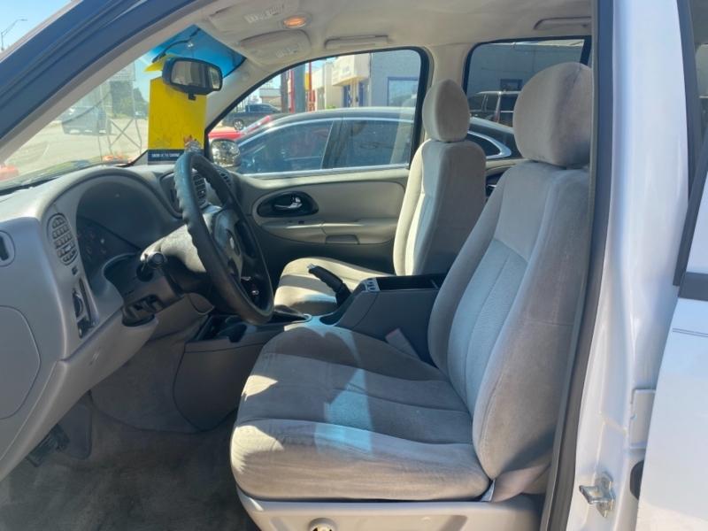 Chevrolet TrailBlazer 2007 price Call for price