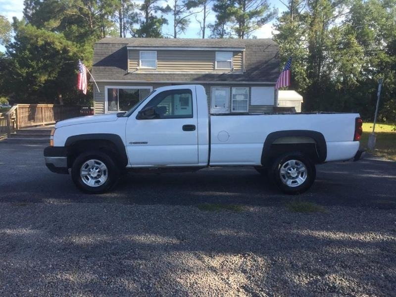 Chevrolet Silverado 2500HD 2005 price $3,995